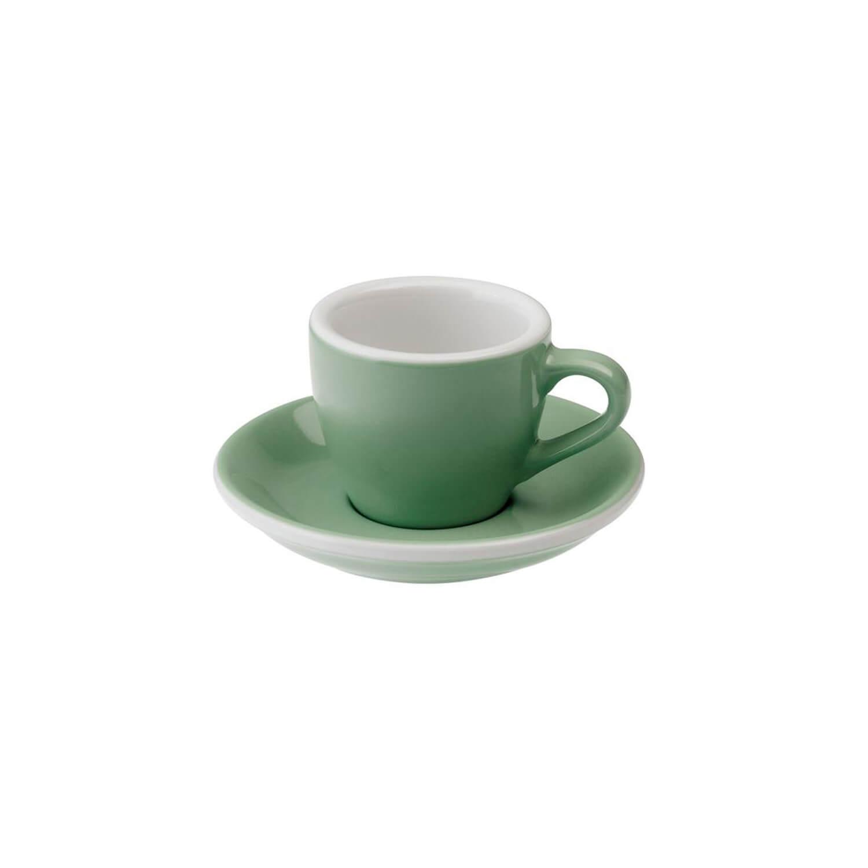 Loveramics - Egg - Espresso Cup - Munt