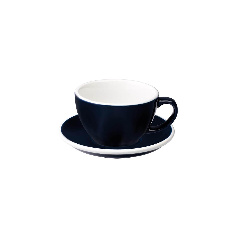 Loveramics - Egg - Latte Cup - Denim