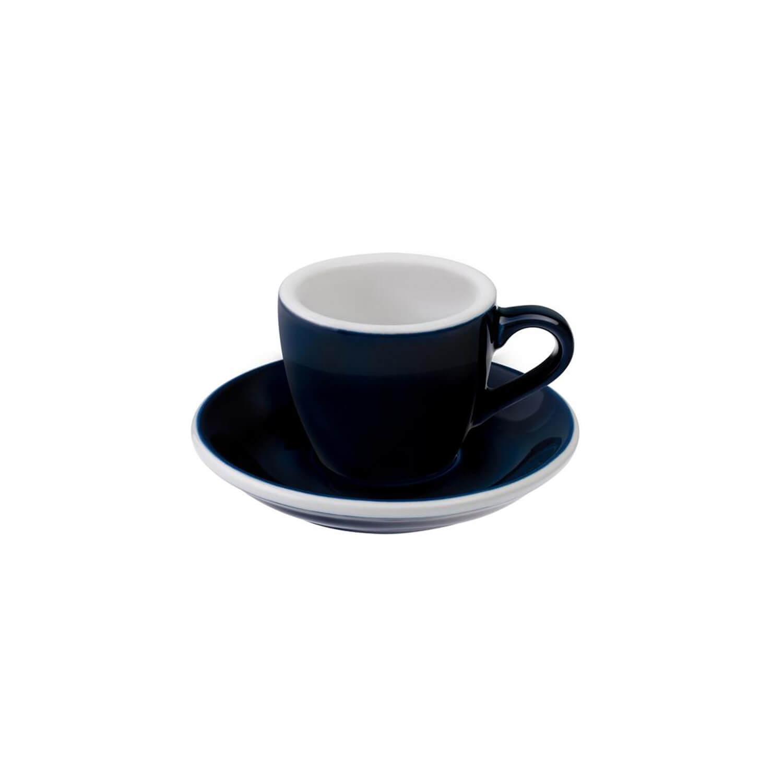 Loveramics - Egg - Espresso Cup - Denim