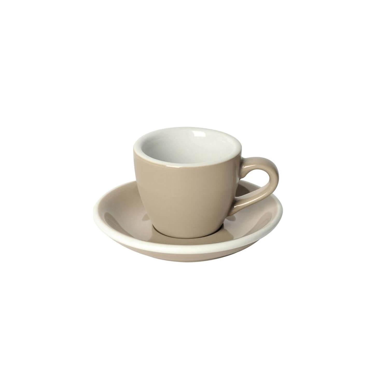 Loveramics - Egg - Espresso Cup - Taupe