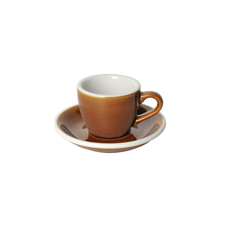 Loveramics - Egg - Espresso Cup - Caramel