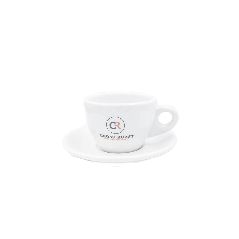 Cross Roast - Koffietas met onderbord - 145 ml