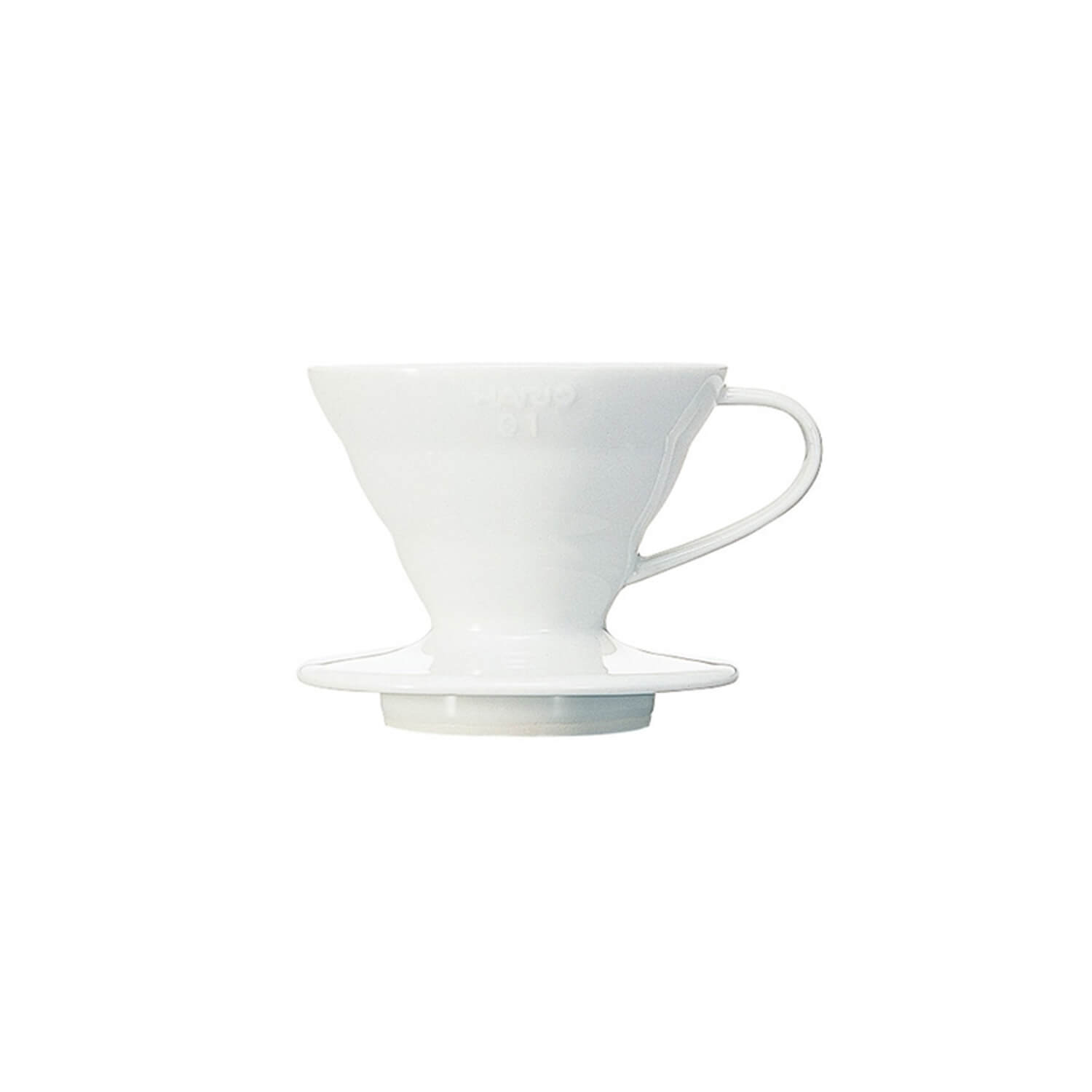 Hario - Dripper V60 - 01 - Ceramic white