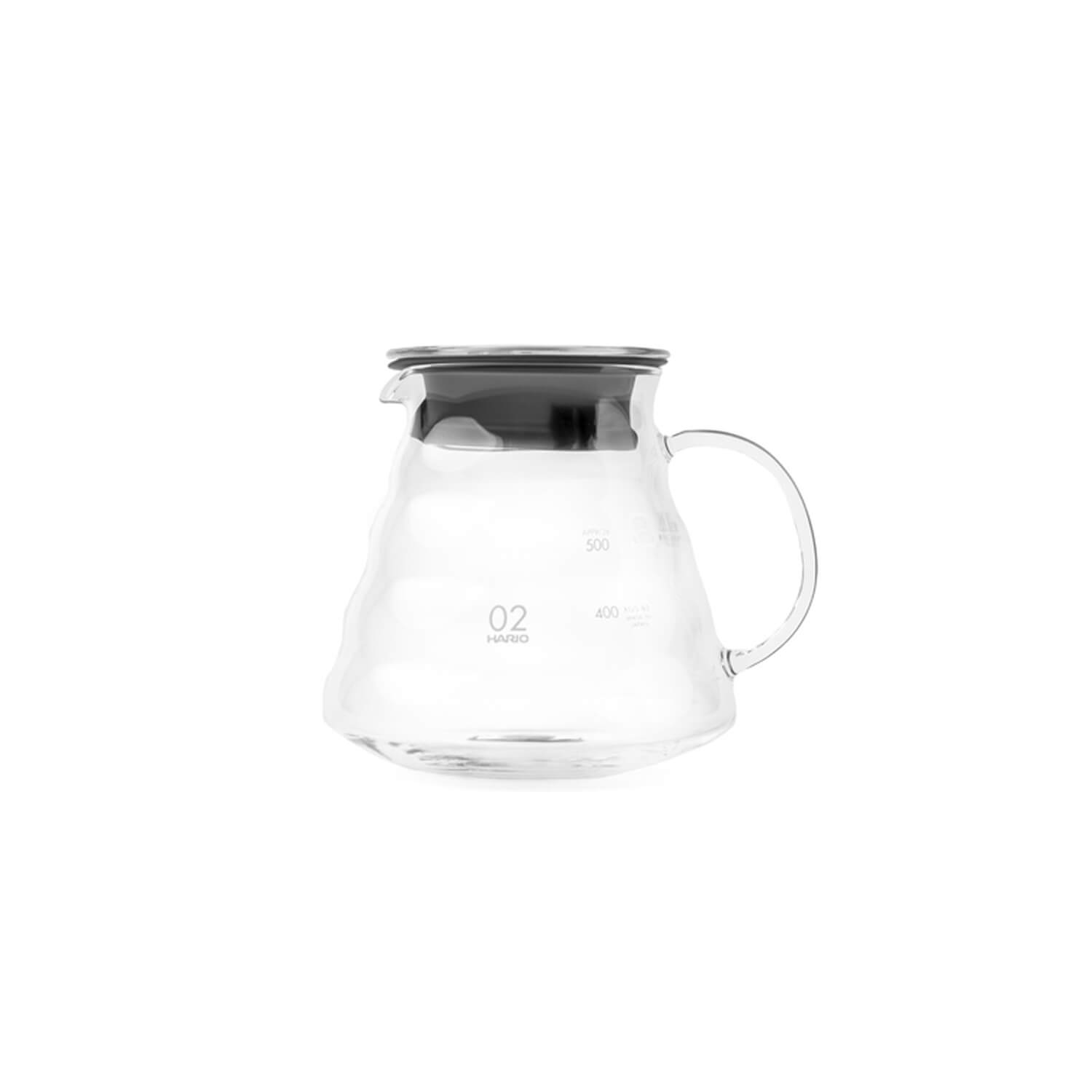 Hario - V60 Range Server - 02 - Clear - 600 ml
