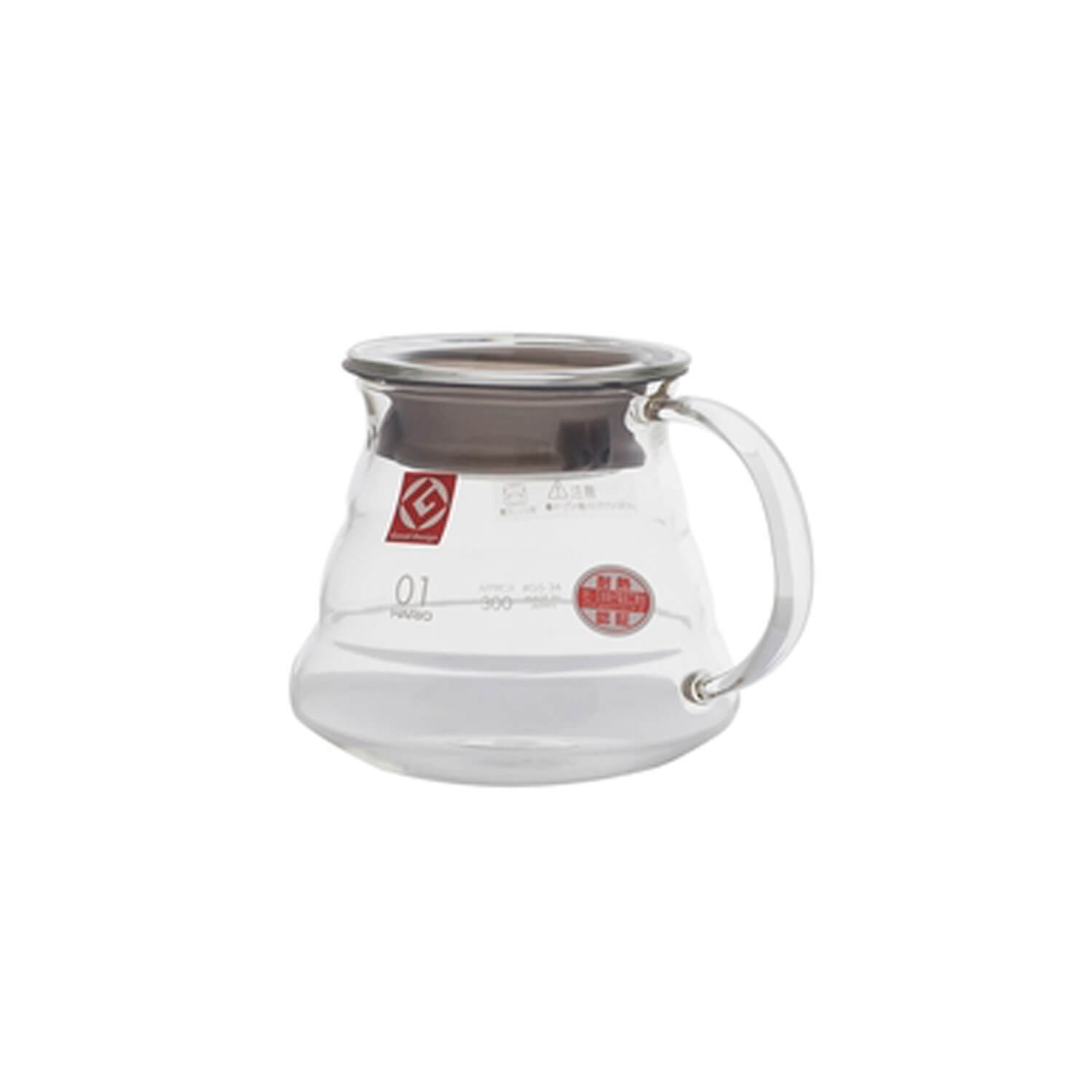 Hario - V60 Range Server - 01 - Clear - 360 ml