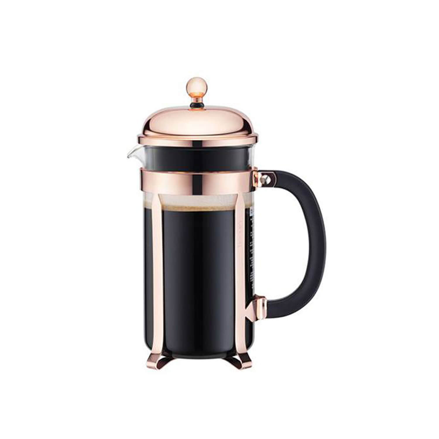 Bodum - Cafetière - Chambord - Copper - 3 Cups -  0