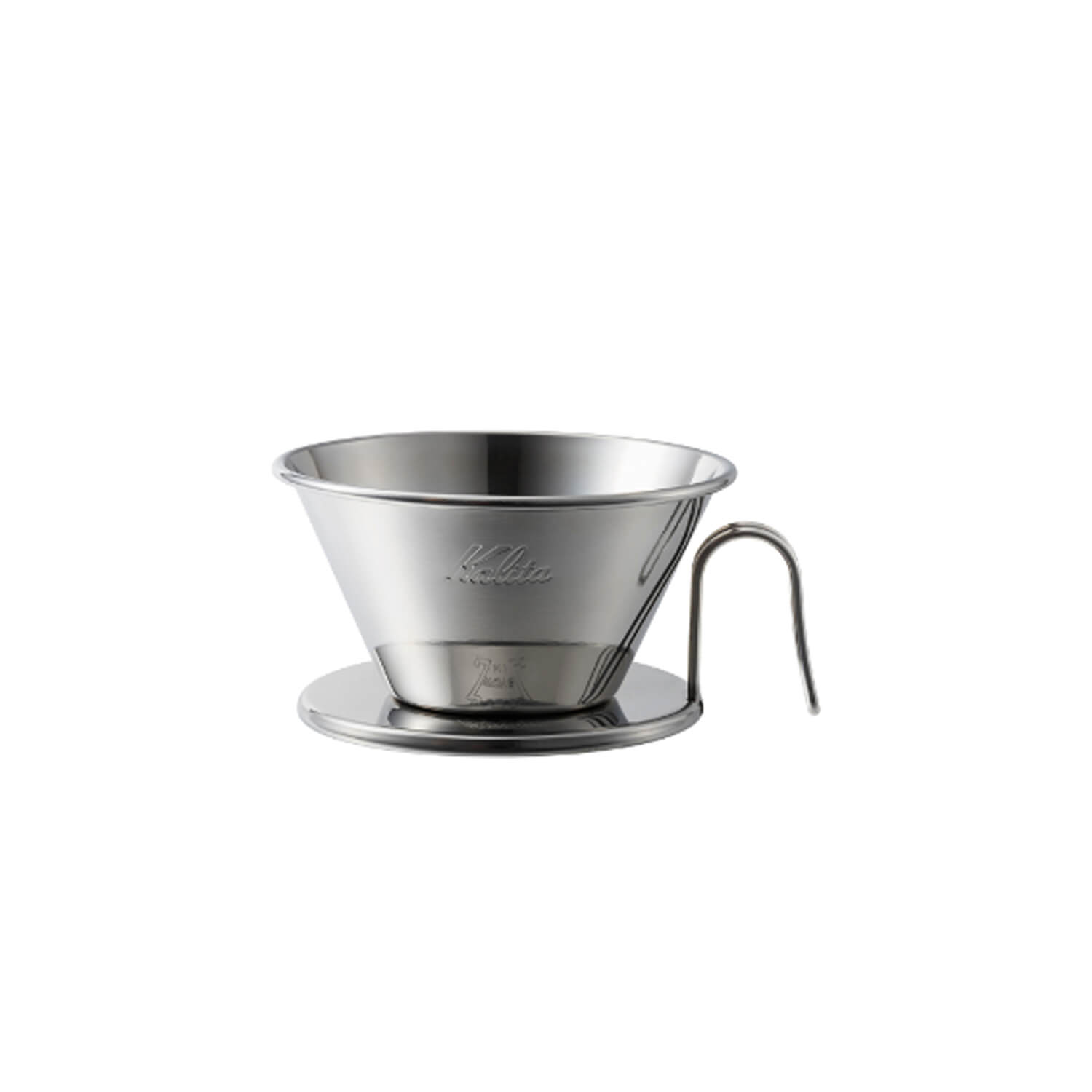Kalita - Wave Dripper 155 - Stainless