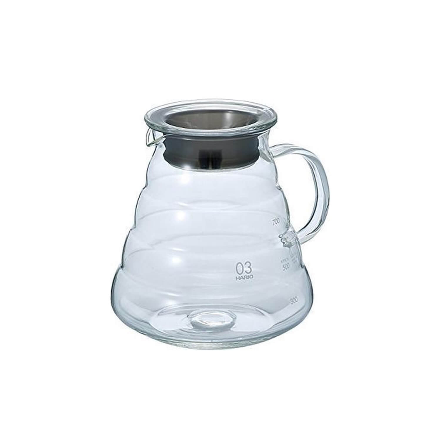 Hario - V60 Range Server - 03 - Clear - 800 ml
