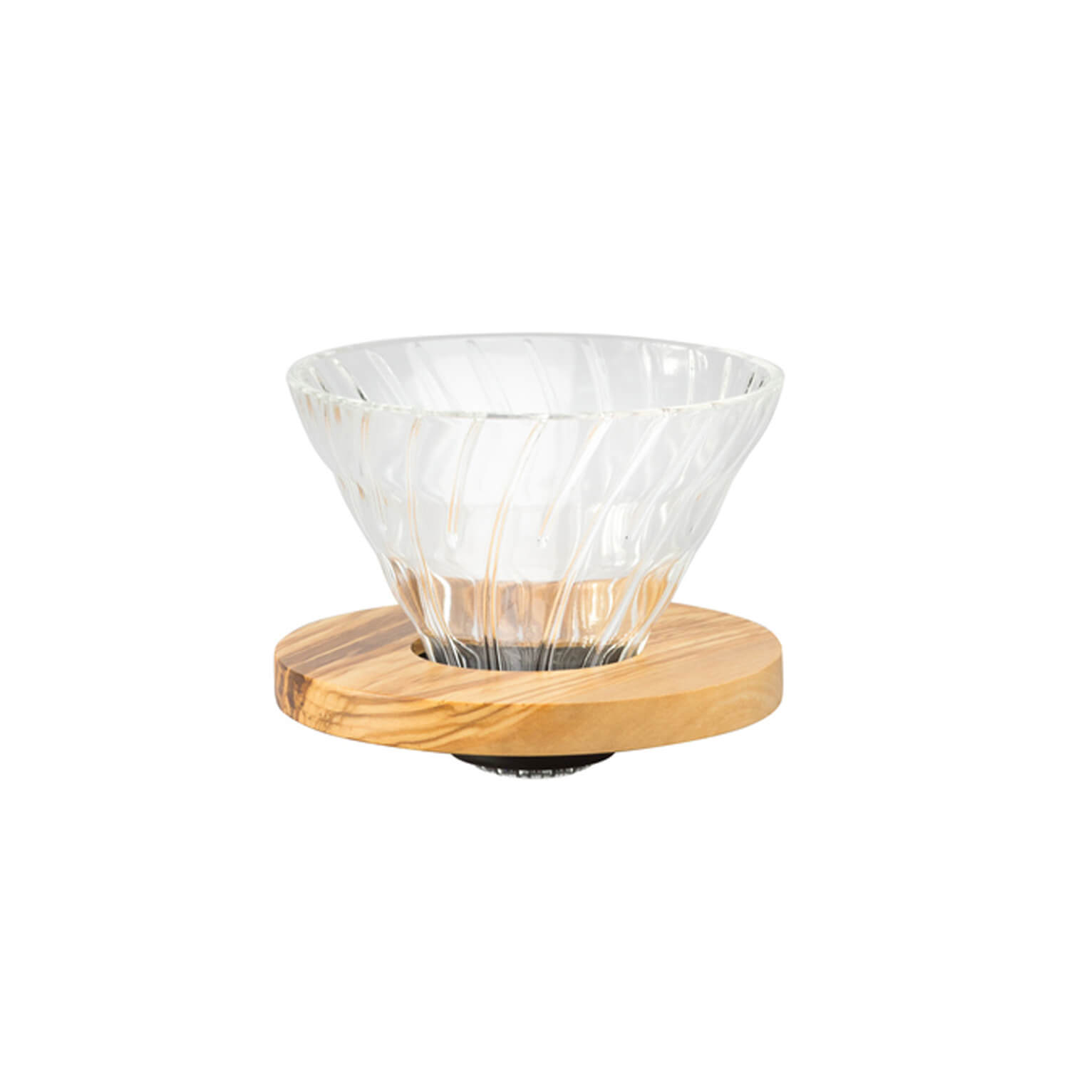 Hario - Dripper V60 - 02 - Olive Wood