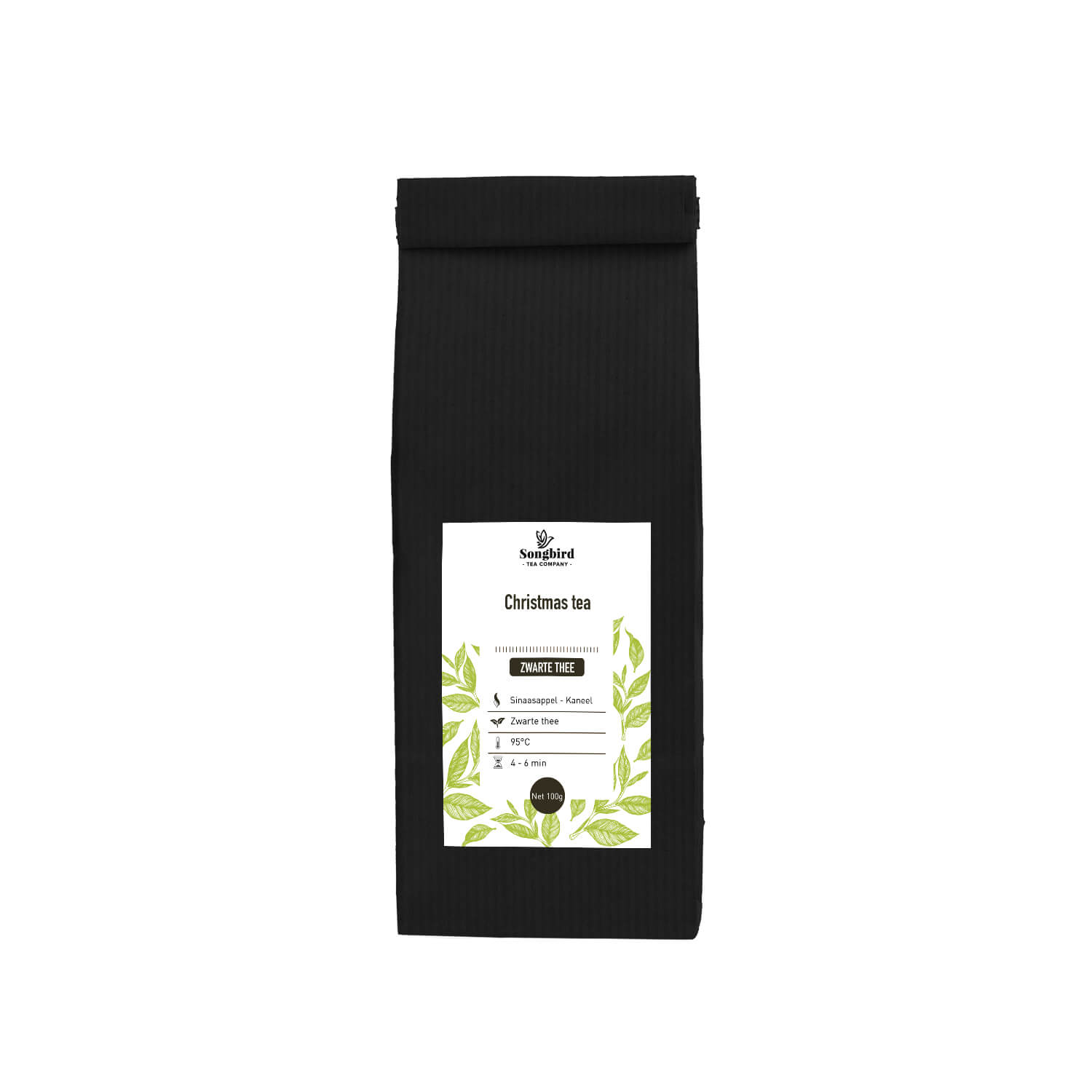 Zwarte thee - Christmas tea - 100 g