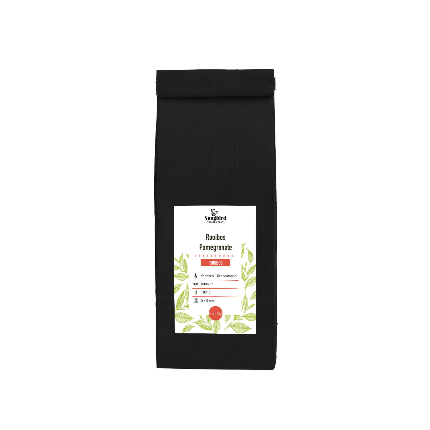 Rooibos - Cranberry Pomegranate - 100 gr