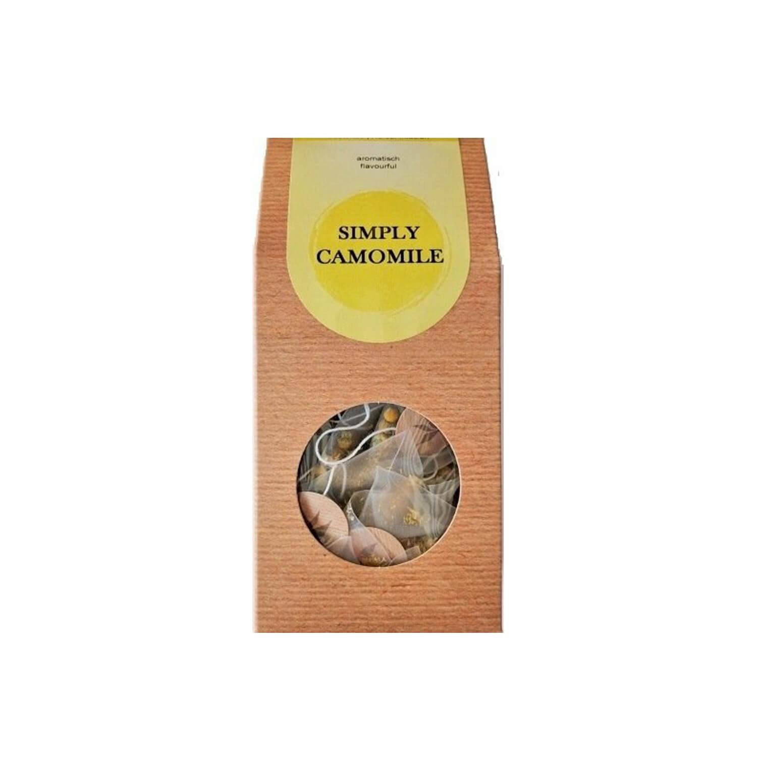 Theebuiltjes - Simply - Camomile - 15 st