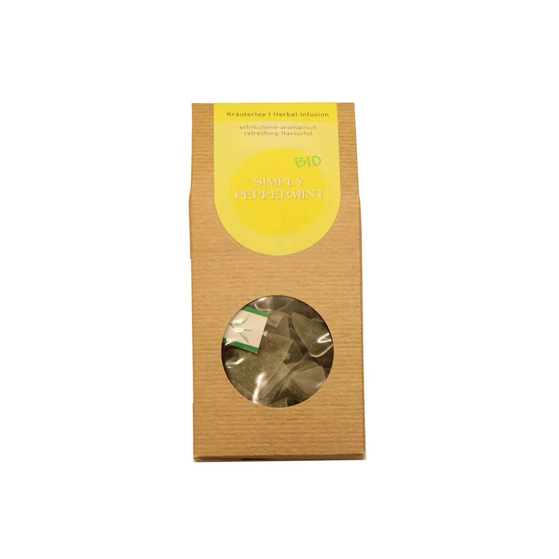 Theebuiltjes - Simply - Peppermint - 15 st