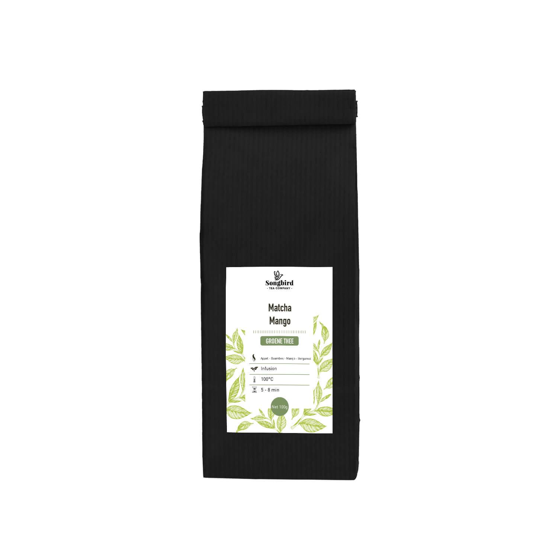 Groene thee - Matcha mango - 100 gr