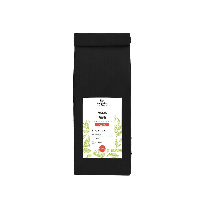 Rooibos - Vanilla - 100 gr