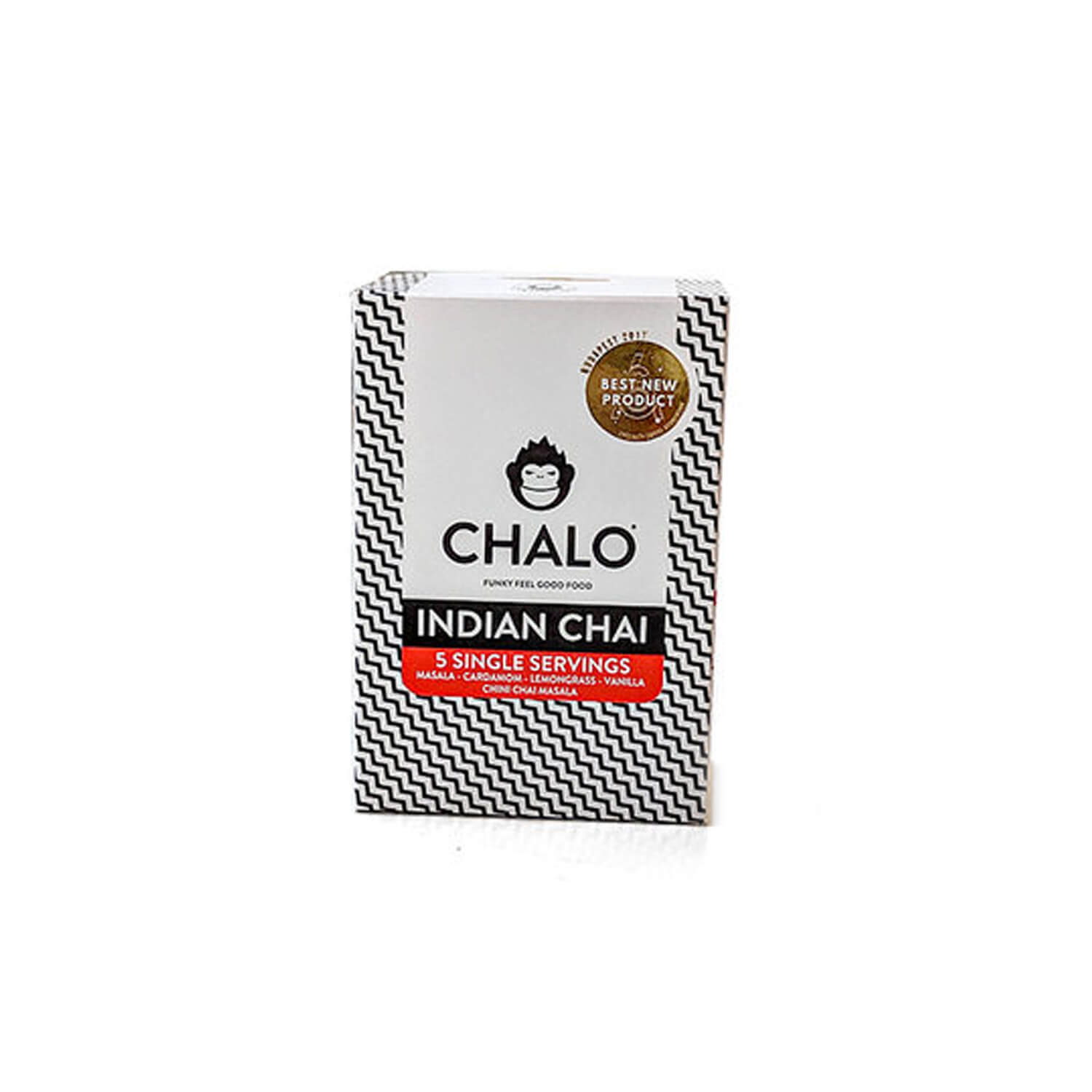 Chalo - Discovery Box - 5 st