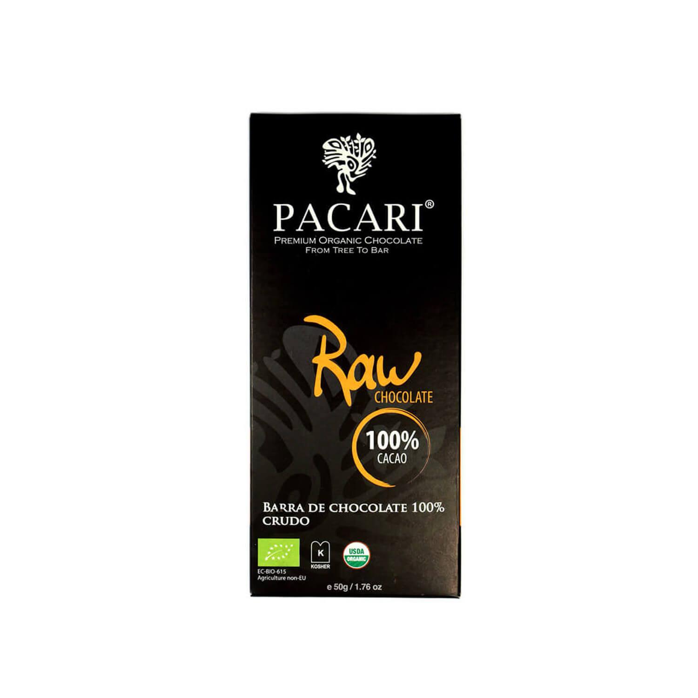 Pacari Repen - Raw - Demeter - Bio - 100 %