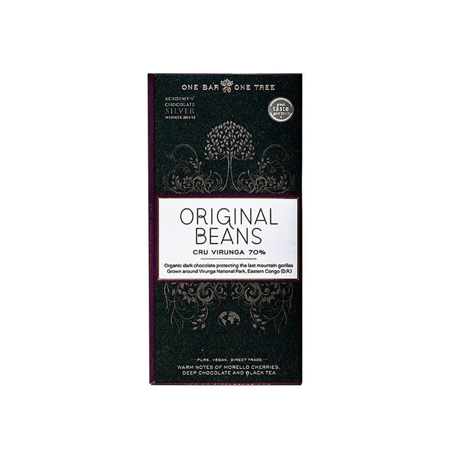 Original Beans – Grand Cru Blend No.1 – 80 %