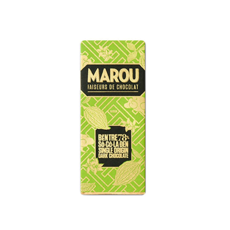 Marou minirepen - Ben Tre - 78 %