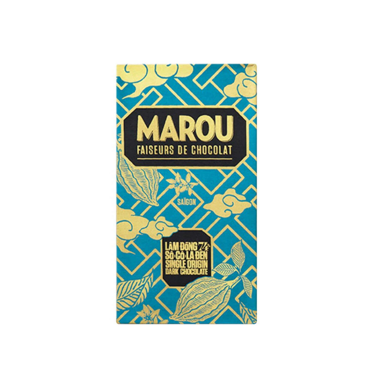 Marou repen - Lam Dong - 74 %