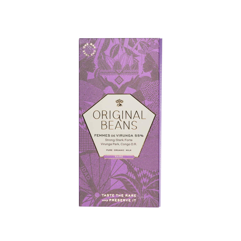 Original Beans - Femmes De Virunga - 55 %