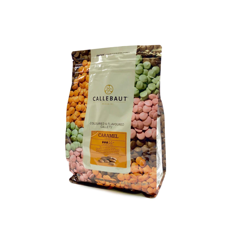 Callebaut - Callets - Caramel - 2