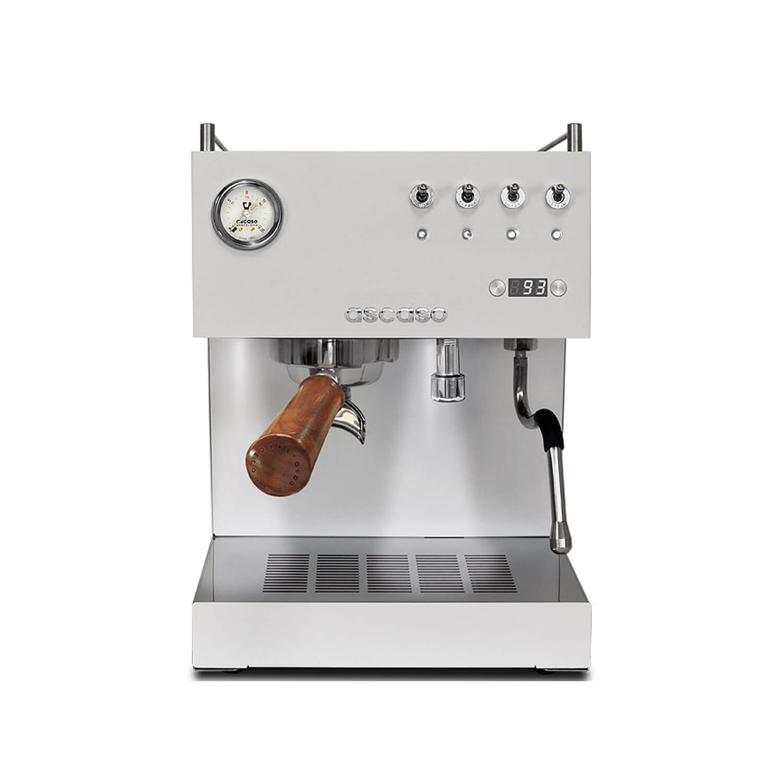 Ascaso - Espressomachine - DUO - PID - White