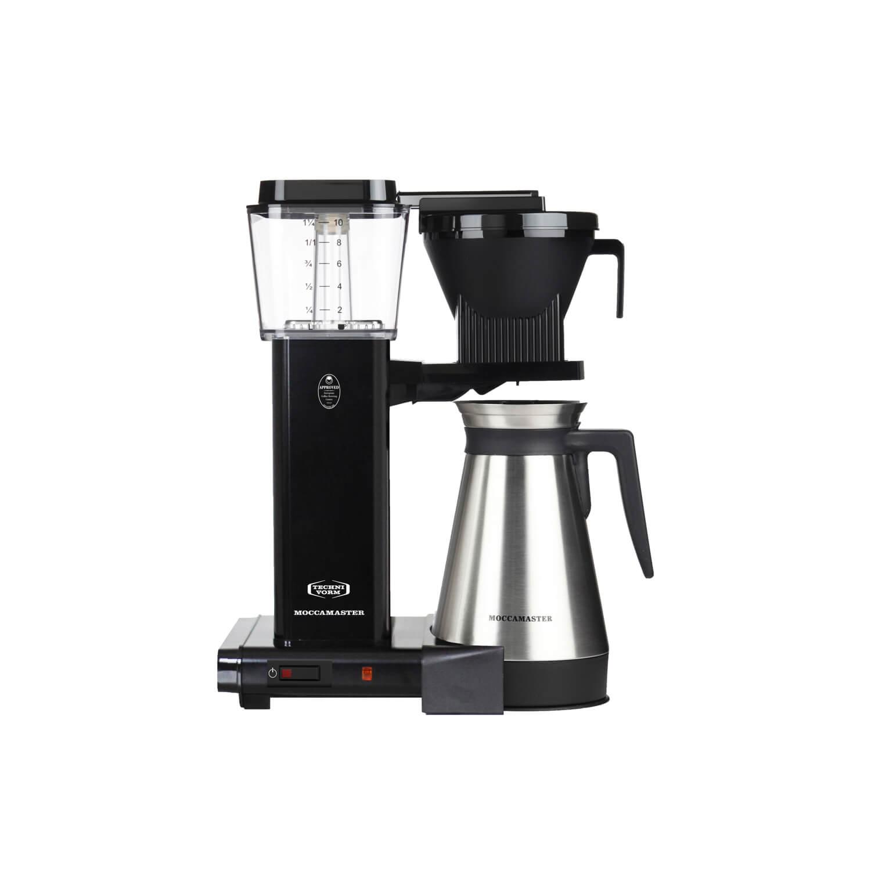 Moccamaster - koffiezetter - KBGT 741 - Thermos - Black