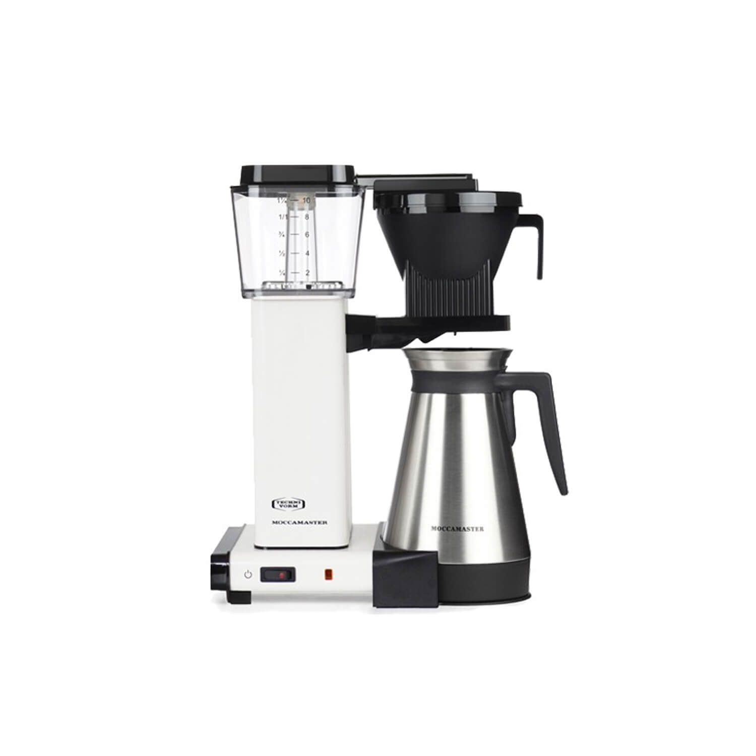 Moccamaster - koffiezetter - KBGT 741 - Thermos - Cream