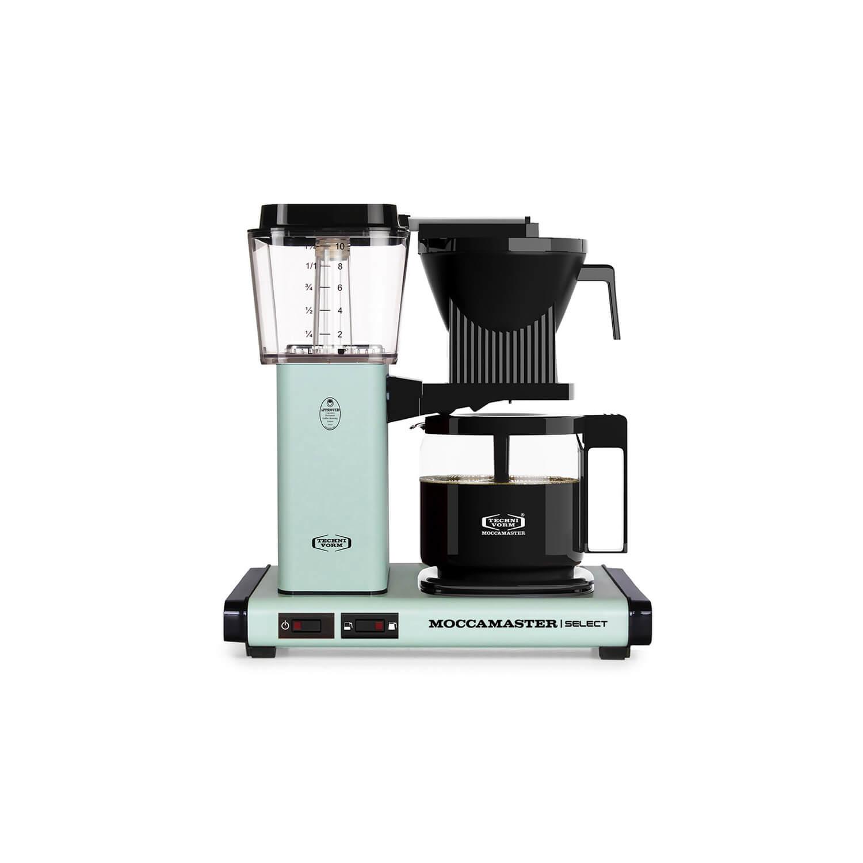 Moccamaster - koffiezetter - KBG Select - Pastel Green