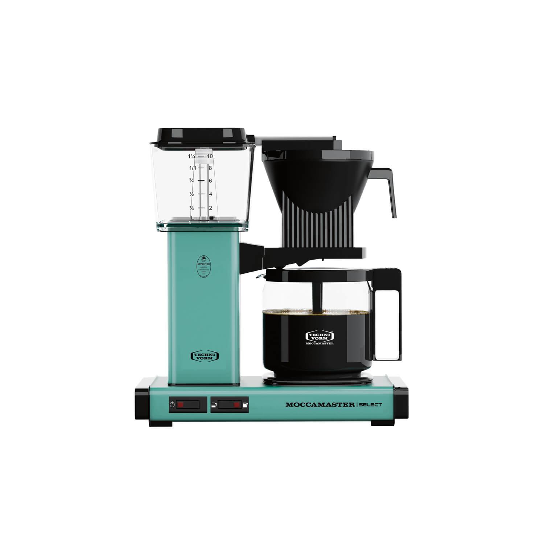 Moccamaster - koffiezetter - KBG Select - Turquoise