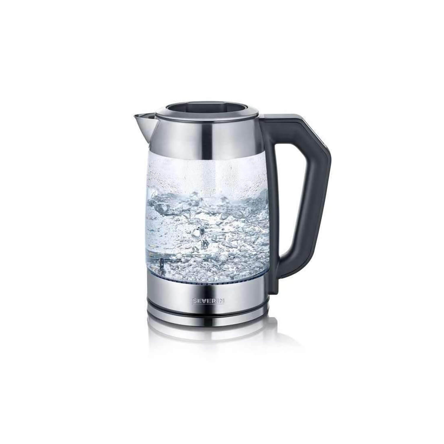 Severin - Wk 3479 Digital Glass Tea-Maker Deluxe