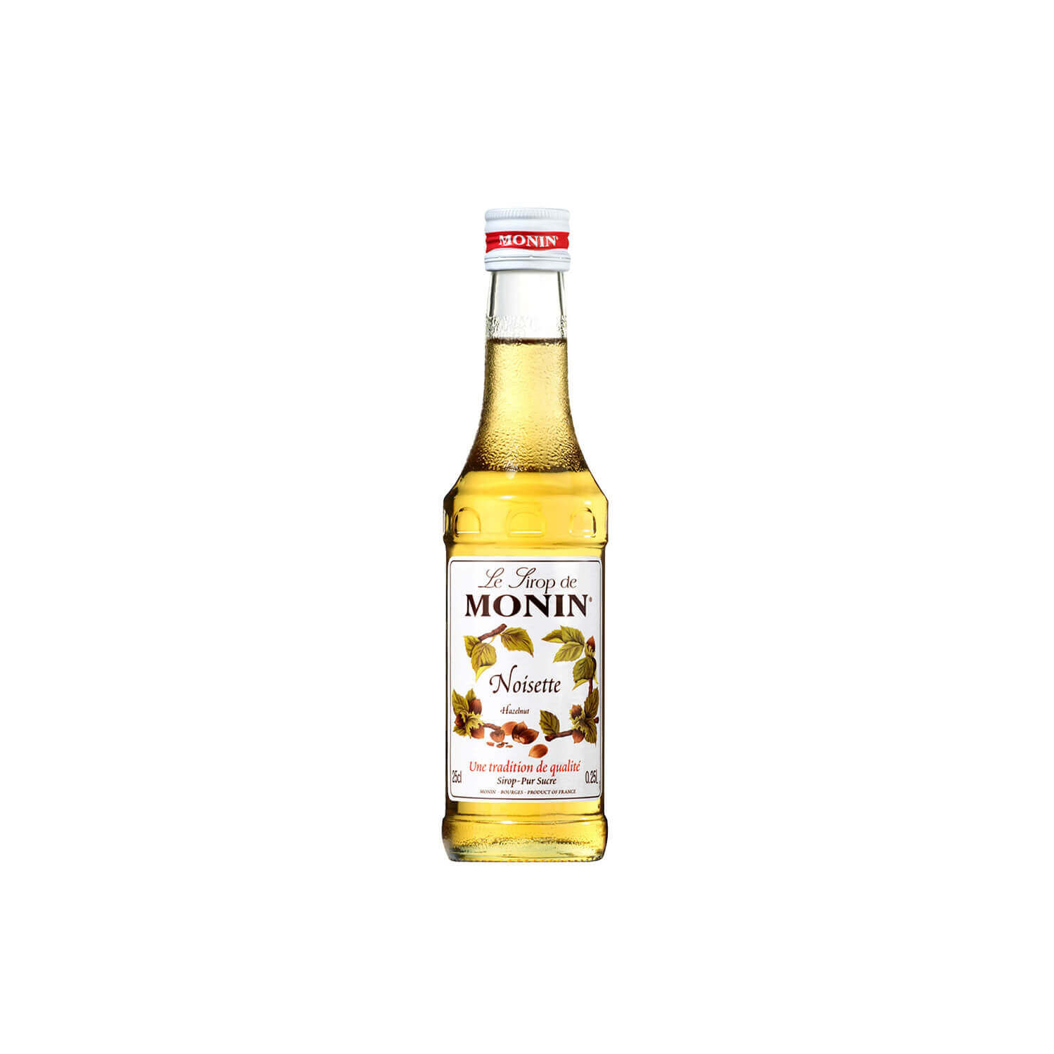 Monin - Siroop - Hazelnoot - 25 cl