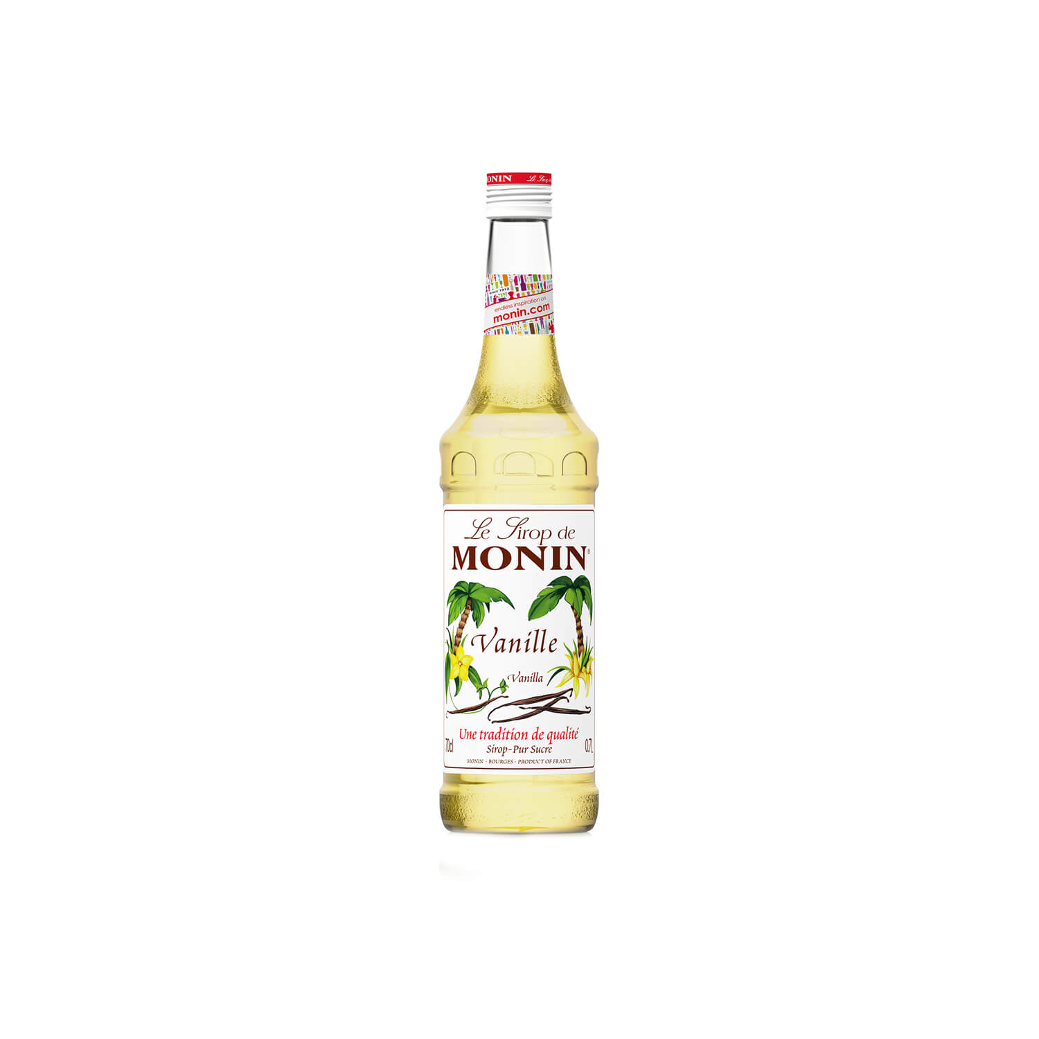 Monin - Siroop - Vanille - 700 ml
