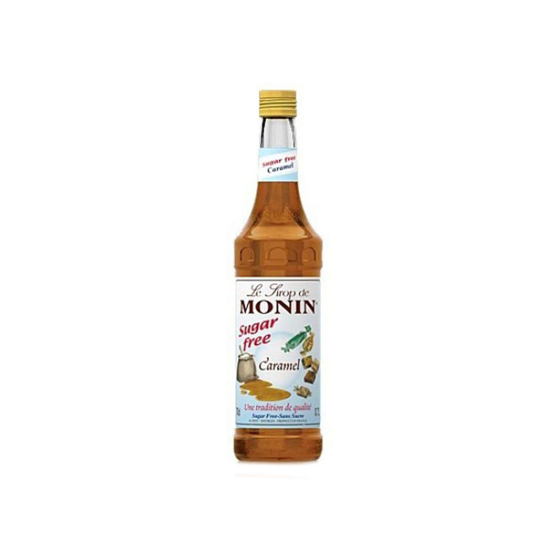 Monin - Siroop - Caramel - Suikervrij - 700 ml
