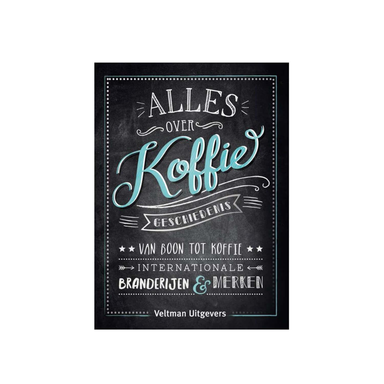 Boek - Alles over koffie