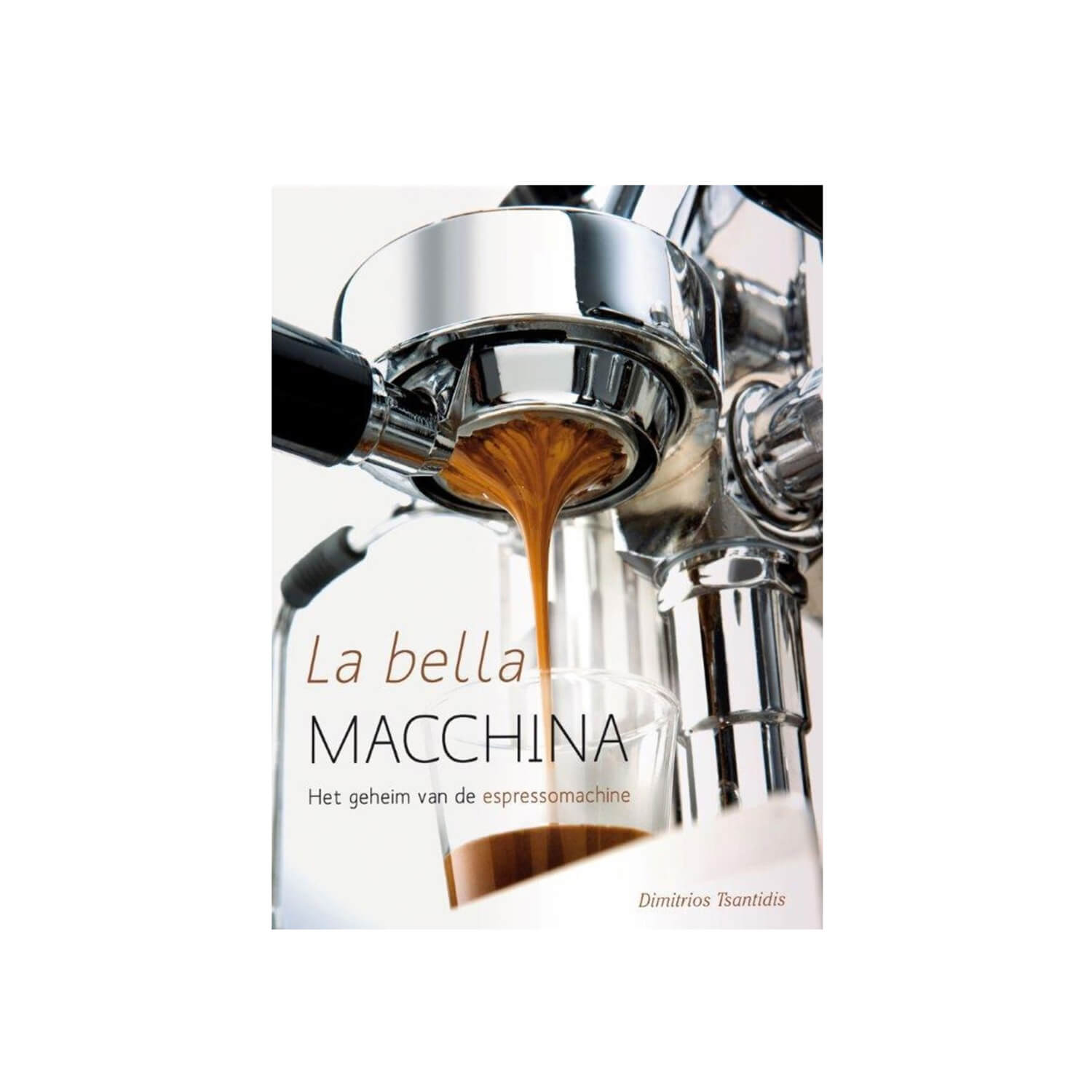 Boek - La Bella Machina