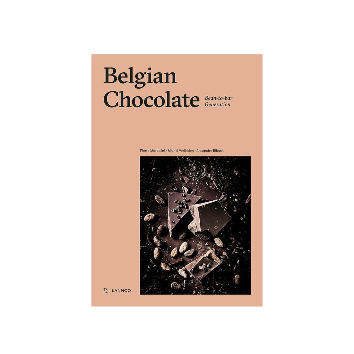 Boek - Belgian chocolate