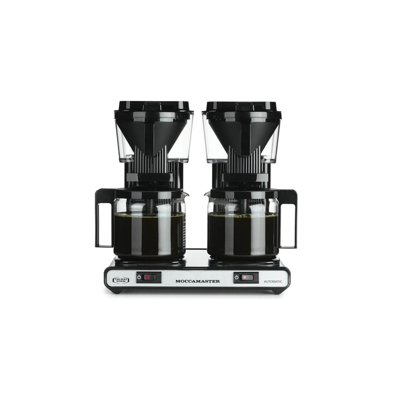 Moccamaster - koffiezetter - KBG744 - Met dubbele thermoskan