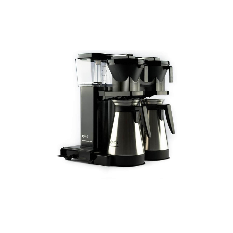 Moccamaster - koffiezetter - KBGT 20 - Thermos - Black