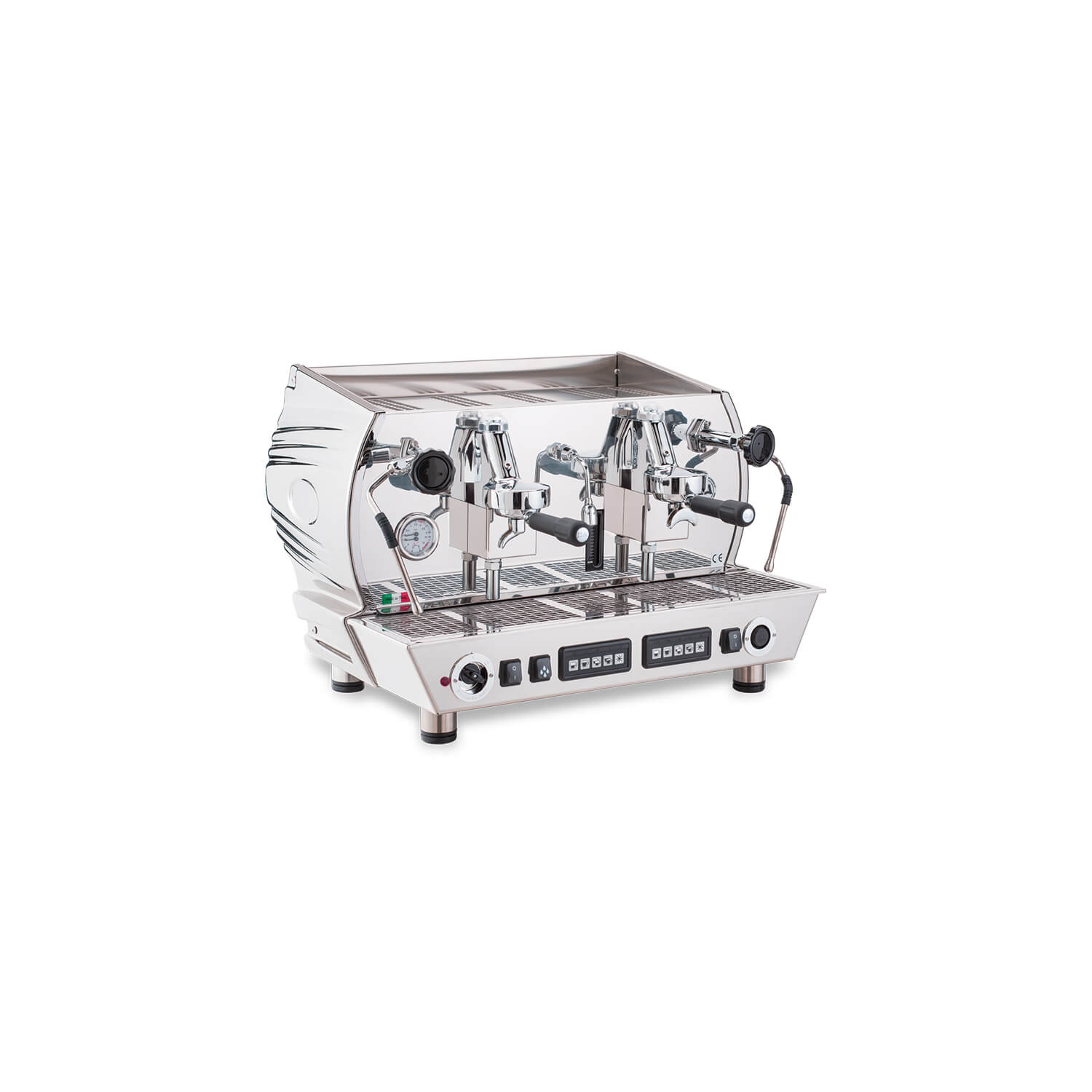 Nuova Era - Espressomachine - Altea Vintage 2-groeps
