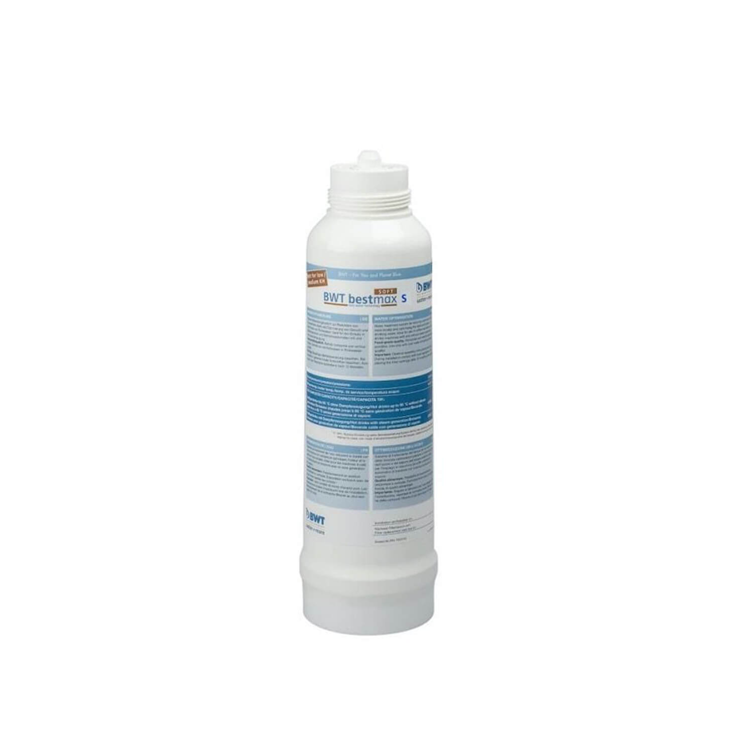 BWT - Waterfilter - Bestmax Soft - S