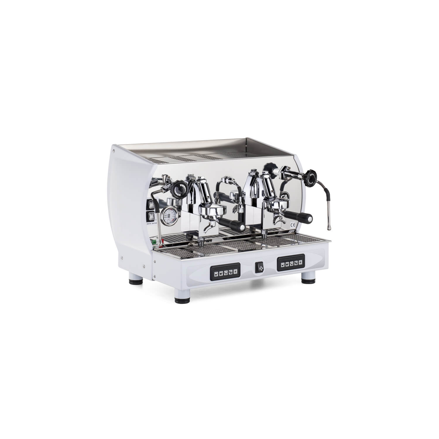 Nuova Era - Espressomachine - Altea white 2-groeps