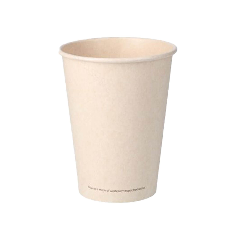 BIO Koffiebekers - 12 oz / 360 cc - Doos 900 st