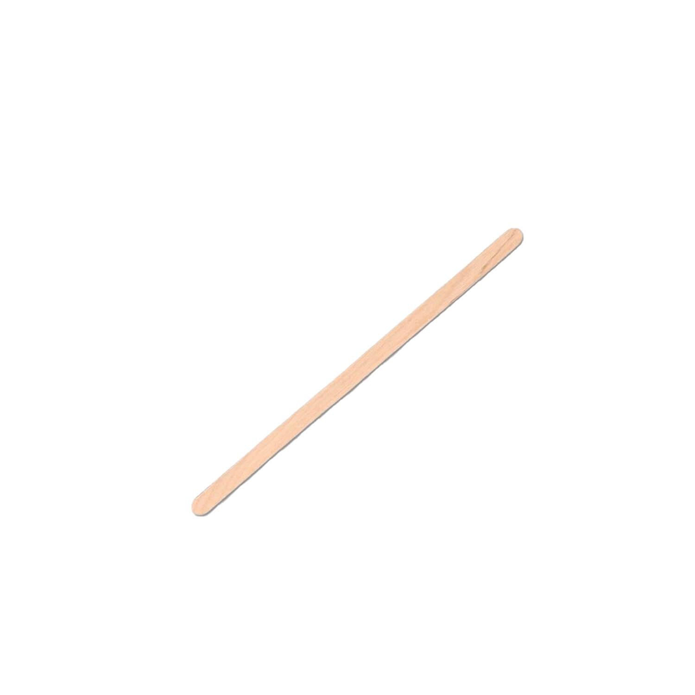BIO Roerstaaf - 14cm hout - Doos 1000 st
