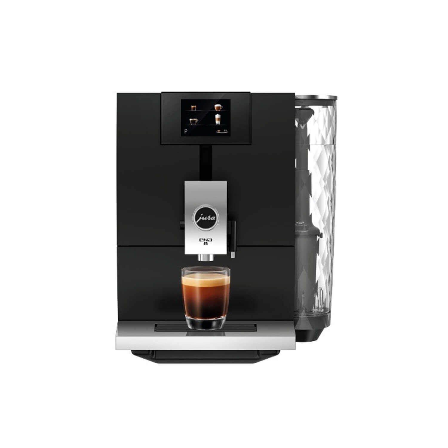 Jura - Ena 8 - Full Metropolitan Black Touch