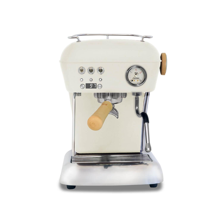 Ascaso - Espressomachine - Dream PID - Mat wit crème