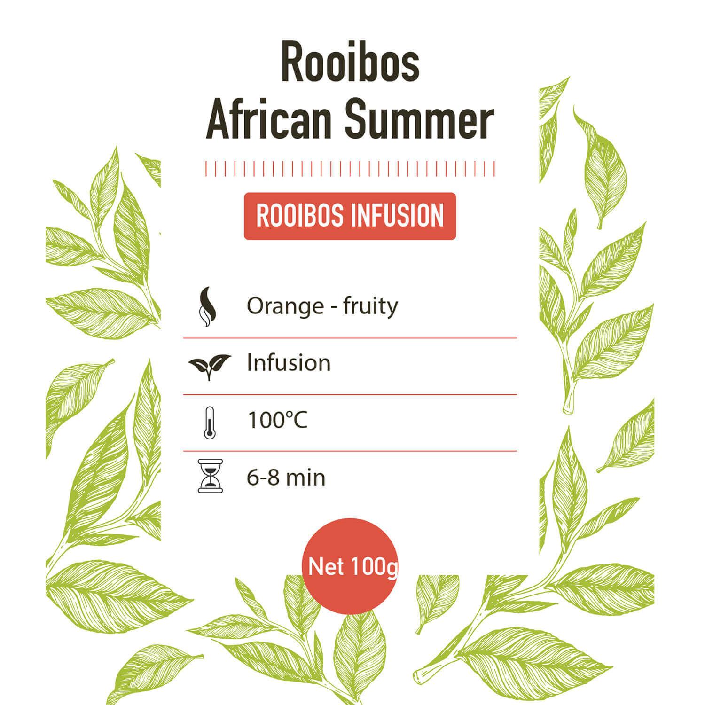 Rooibos – African Summer - detail