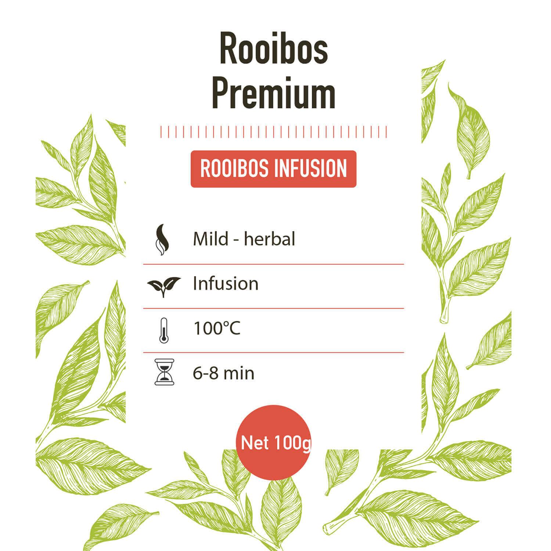 Rooibos – Premium - detail