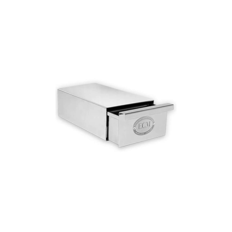 ECM -  Knockbox / Afklopbak met lade smal - Bodem